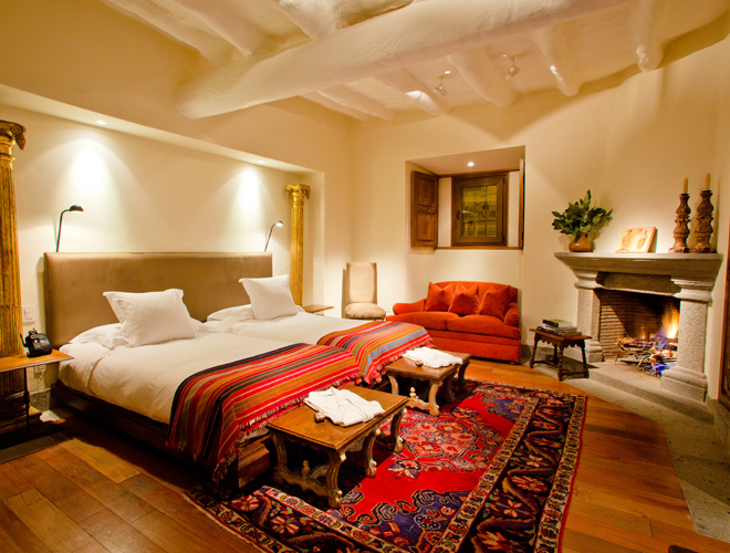 5 best boutique hotels in cusco for Finest boutique hotels