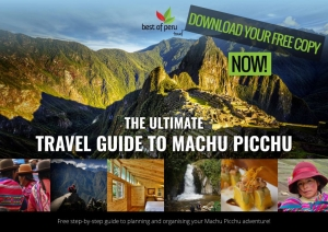 Machu Picchu Guide Download Ad