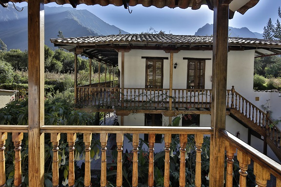 El Albergue Hotel Ollantaytambo Balcony With Mountain View Best Of