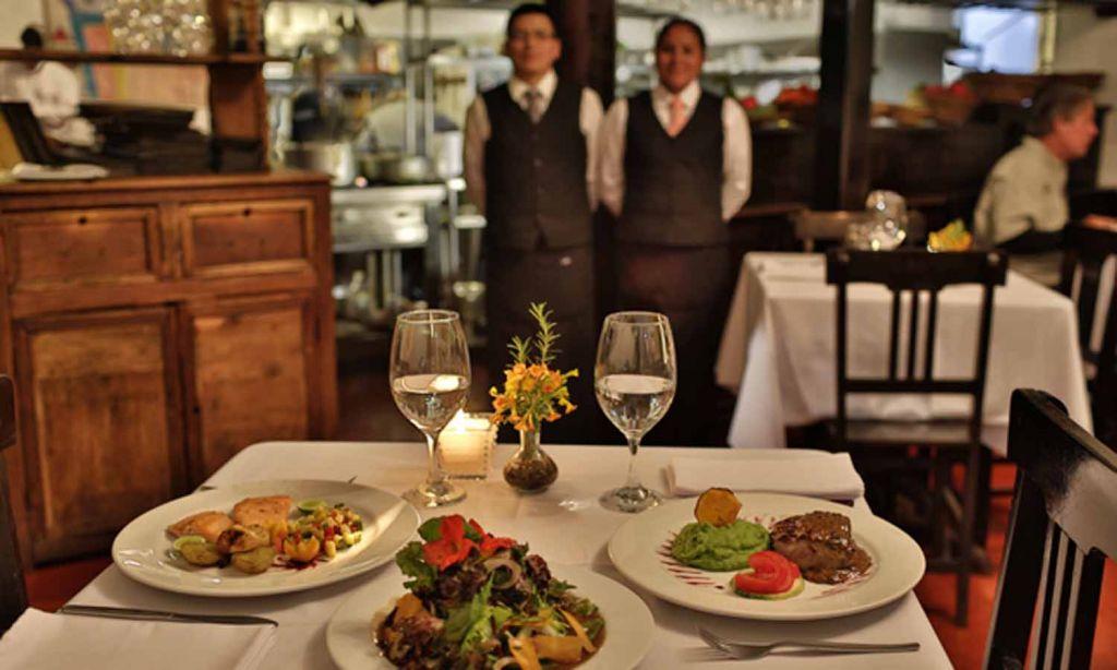 El Albergue Restaurant Ollantaytambo