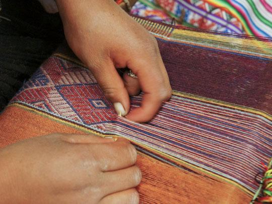 Traditional Textile Centre Cusco