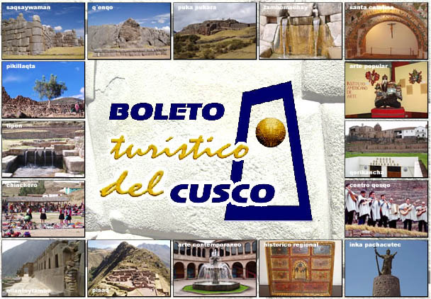 How to buy the boleto turistico or Cusco tourist ticket.