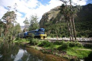 Peru Rail Train to Santa Teresa