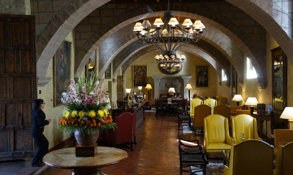 Belmond hotel monasterio cusco luxury hotel in cusco for Hotel luxury cusco
