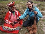 Visit the Patacancha weaving community with Awamaki | Best of Peru Travel