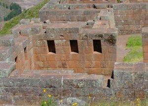 Pisac Ruins Sacred Valley Peru