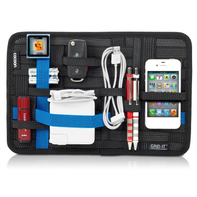 Grid- It Accesory organizer - Top 10 Travel Accesories for your trip to Cusco.
