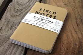 Field Notes Notebook | Top 10 Travel Acessories