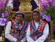Corpus Christi Celebration Cusco June 2015