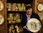 Tater Vera Ceramic Store Cusco Artist
