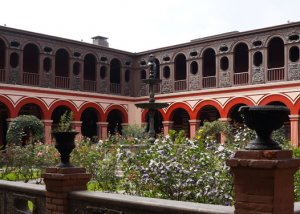 Things to do in Lima's historic centre.