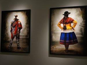 Mario Testino Gallery in Barranco, Lima Peru.