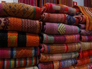 Mercado Indio in Miraflores, Lima Peru.