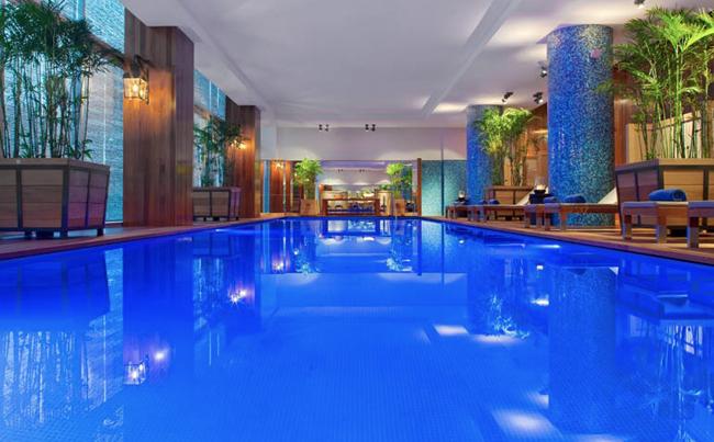 The Westin Lima Hotel in San Isidro, Lima Peru | Swimming Pool