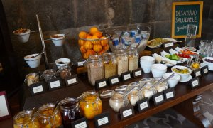 Palacio del Inka Best Brunch in Cusco