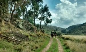 Fundo Chincheros Horse Back Riding
