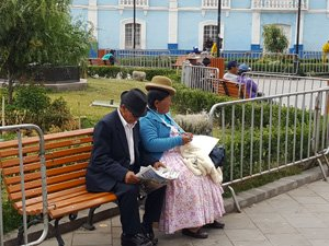 Parque Pino in Puno - Best Things to Visit in Puno