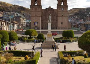 Puno Cathedral | Things to see in Puno