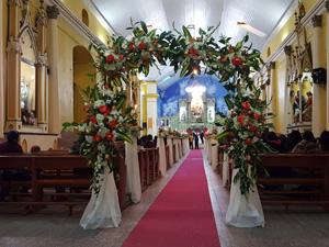 Virgen de la Candelaria Church in Puno