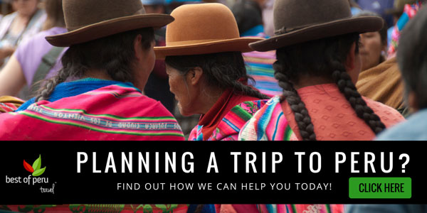 Peru Travel Planning Services