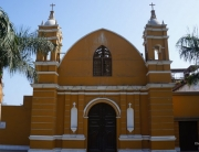 La Ermita Church Barranco | What to do in Lima Peru in two days
