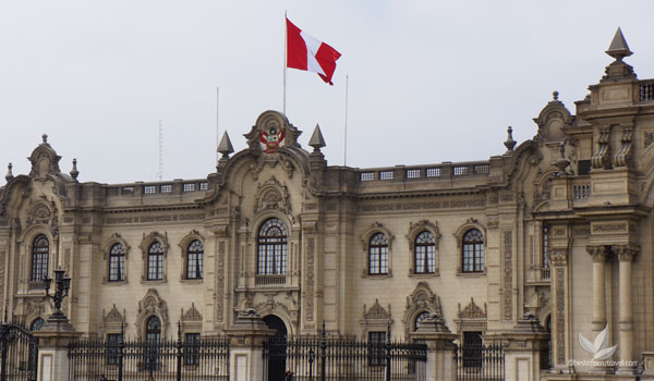 Presidential Palace Lima | What to See in Lima in Two Days