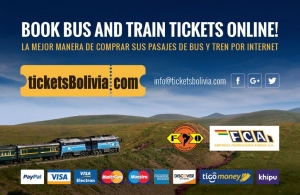 Book bus tickets to Bolivia from Peru