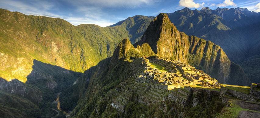 Top Destinations Machu Picchu
