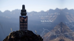 Nunaia Nourishing Radiance Serum | Peruvian Superfood Nutrition for Skin