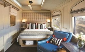 Belmond Andean Explorer Train Junior Double Bed Cabin