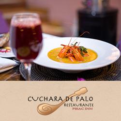 Cuchara de Palo Restaurant Pisac Ad